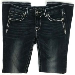 Miss Me Boot Cut Jeans JE5117B4L